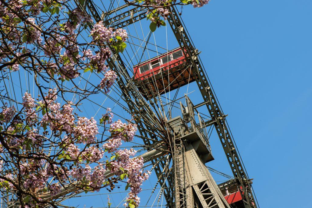 Vienna in spring