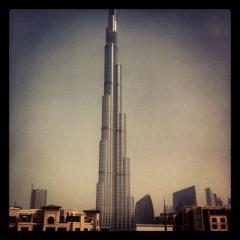 Dubai 2012, instagrammed