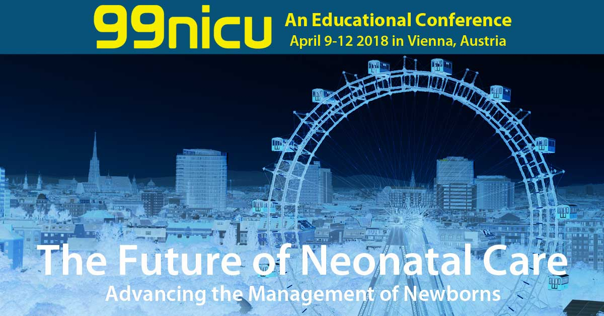 Near-Final Program for the Future of Neonatal Care