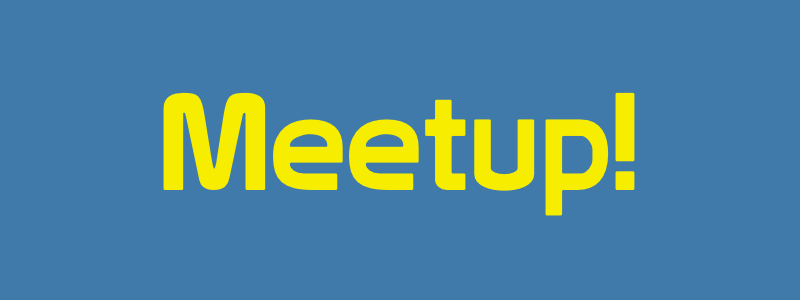 First five confirmed speaker at the 2019 Meetup!