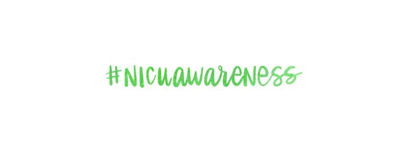 September - the NICU Awareness Month